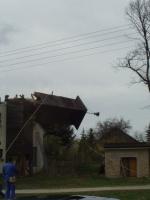 Abriss des Schlachturms 2008
