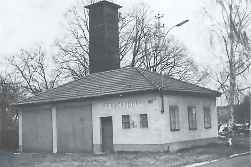 Zeughaus der FFO 1980