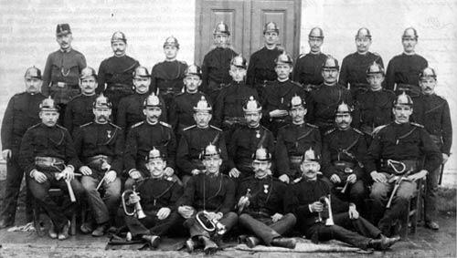 Mitglieder der FFO 1904