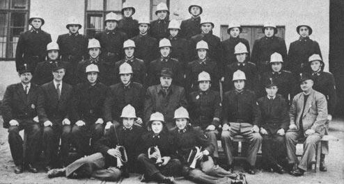 Mitglieder der FFO 1956