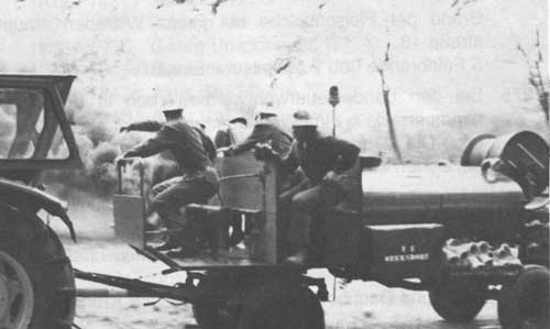 Traktortanklöschwagen