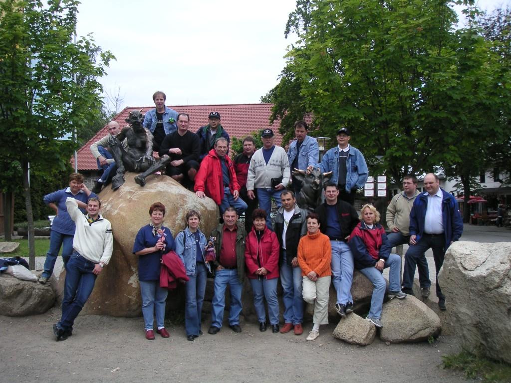 Obersdorfer Feuerwehrtreffen in Harz (2005)