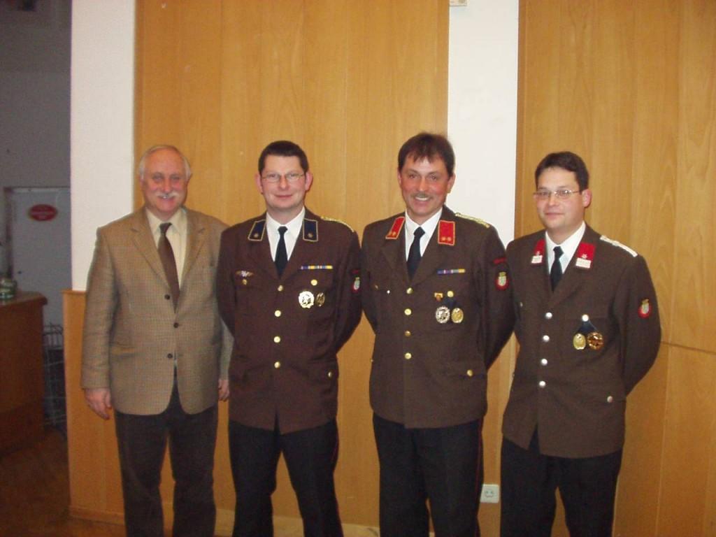 Neuwahl des Kommandos (2006)