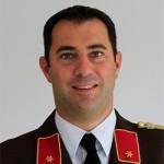 Michael Gindl, Freiwillige Feuerwehr Obersdorf