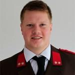 Franz Stidl, Freiwillige Feuerwehr Obersdorf